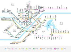 武漢地下鉄