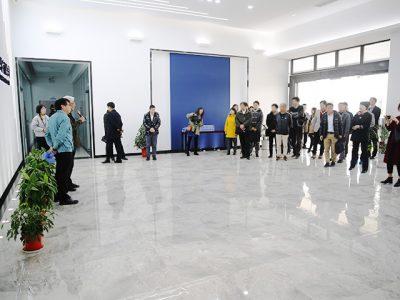孝感日商産業園 見学会を開催しました。