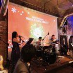 武漢軽音部のクリスマスパーティー