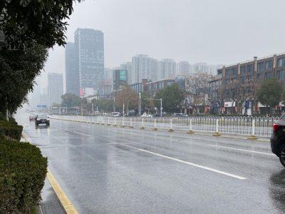 武漢市の状況(1月25日)